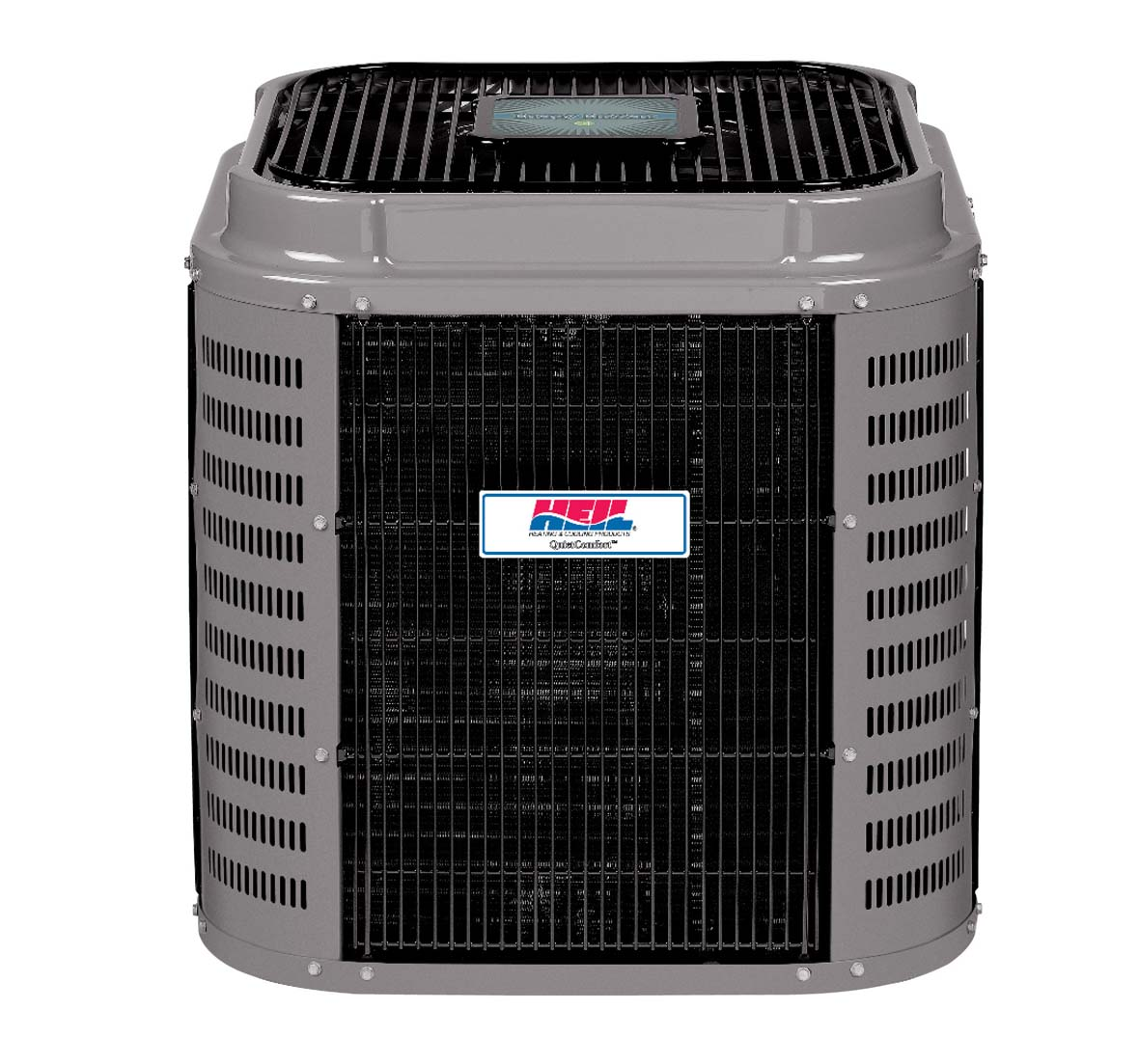 Deluxe 17 Two stage Central Air Conditioner